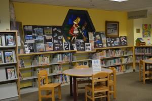 Morse Institute Library Children's Room