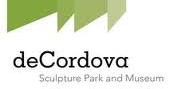deCordova sculpture park and museum logo