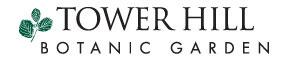 Tower Hill Botanic Garden logo