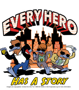 Every Hero Has a Story Summer Reading is sponsored by the Morse Institute Library, the Massachusetts Library System, the Boston Bruins, and the Massachusetts Board of Library Commissioners.