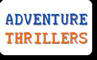 Adventure Thrillers Teen Booklist