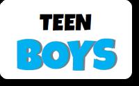 Teen Boys Booklist