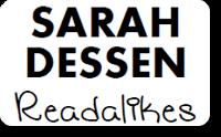 Sarah Dessen Readalikes Teen Booklist
