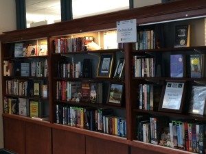 Introducing the Book Nook, sponsoring the Friends of the Morse Institute Library
