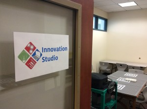 Innovation Studio at the Morse Institute Library