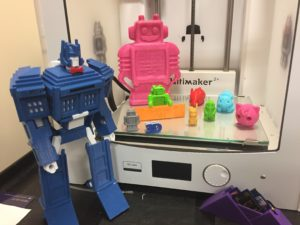 3D Printing at the Morse Institute