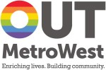 OUT MetroWest logo
