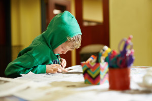 Kids Crafting Wednesday this summer at the Morse Institute