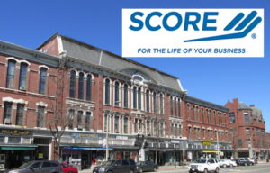 SCORE Small Business Help at the Morse Institute Library