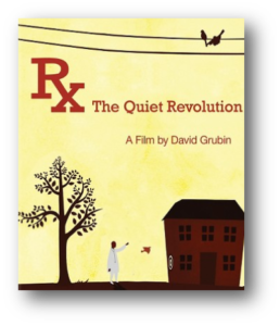 RX: The Quiet Revolution. Part of the Morse Institute and MetroWest Health Foundation Community Health Film Series