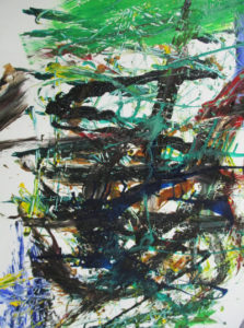 Marian Heard's art is now on exhibit at the Morse Institute