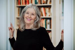 Author Elizabeth Berg, visiting the Morse Institute on Saturday December 16 at 2pm