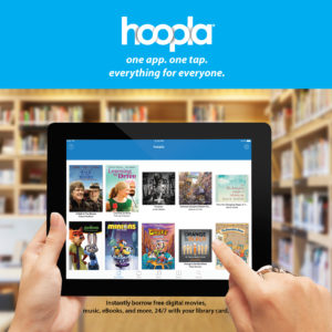 hoopla digital now available at the Morse Institute Library!