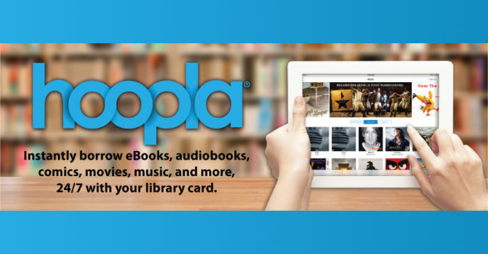 Introducing Hoopla Digital at the Morse Institute Library